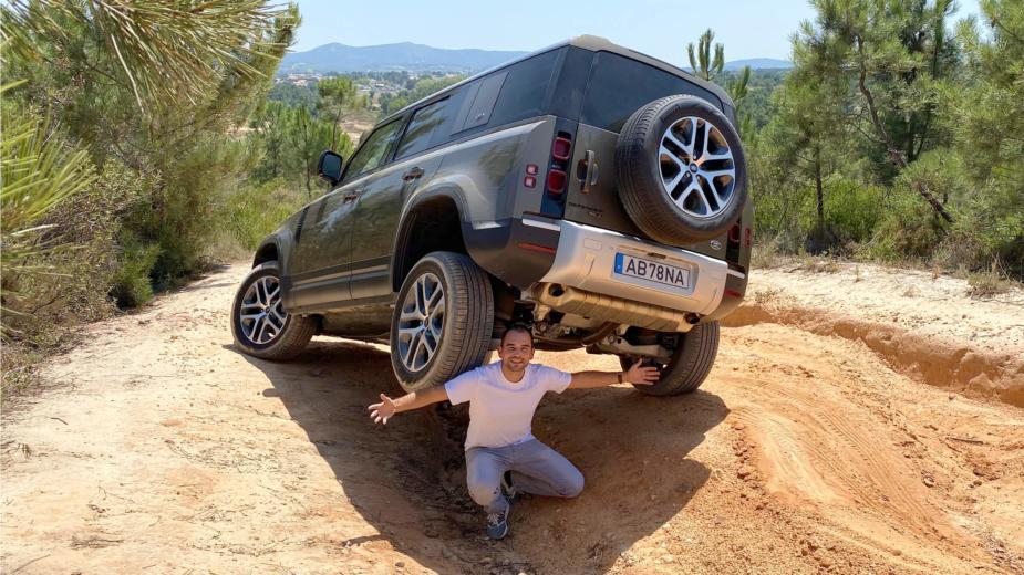 Peut Il Tenir? Nouveau Land Rover Defender (2020) Poussé à Bout