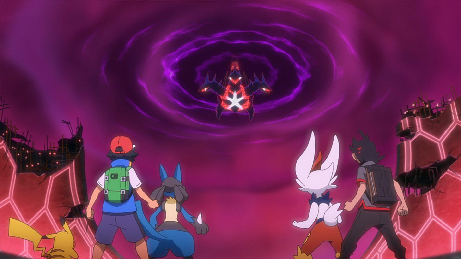 Pokémon: Une Nouvelle Ouverture Confirme Que Ash Aura Un Lucario