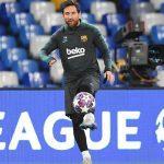 """Presse: Le Psg Voit La Signature De Messi Comme """"impossible"""""""