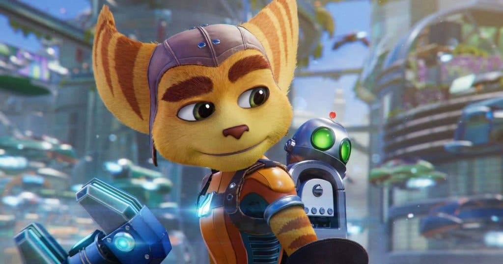 Du gameplay pour Ratchet & Clank — Gamescom