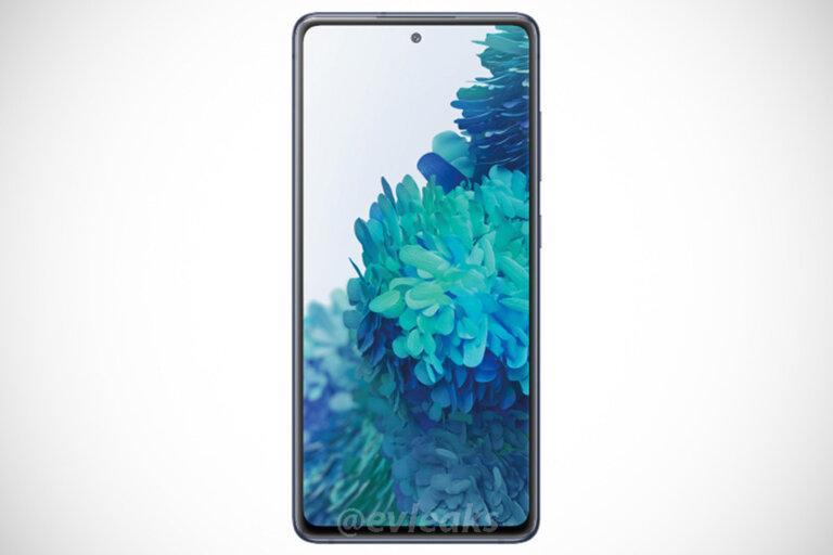 Samsung Galaxy S20 Fan Edition: Ici, Vous Pouvez Déjà Voir