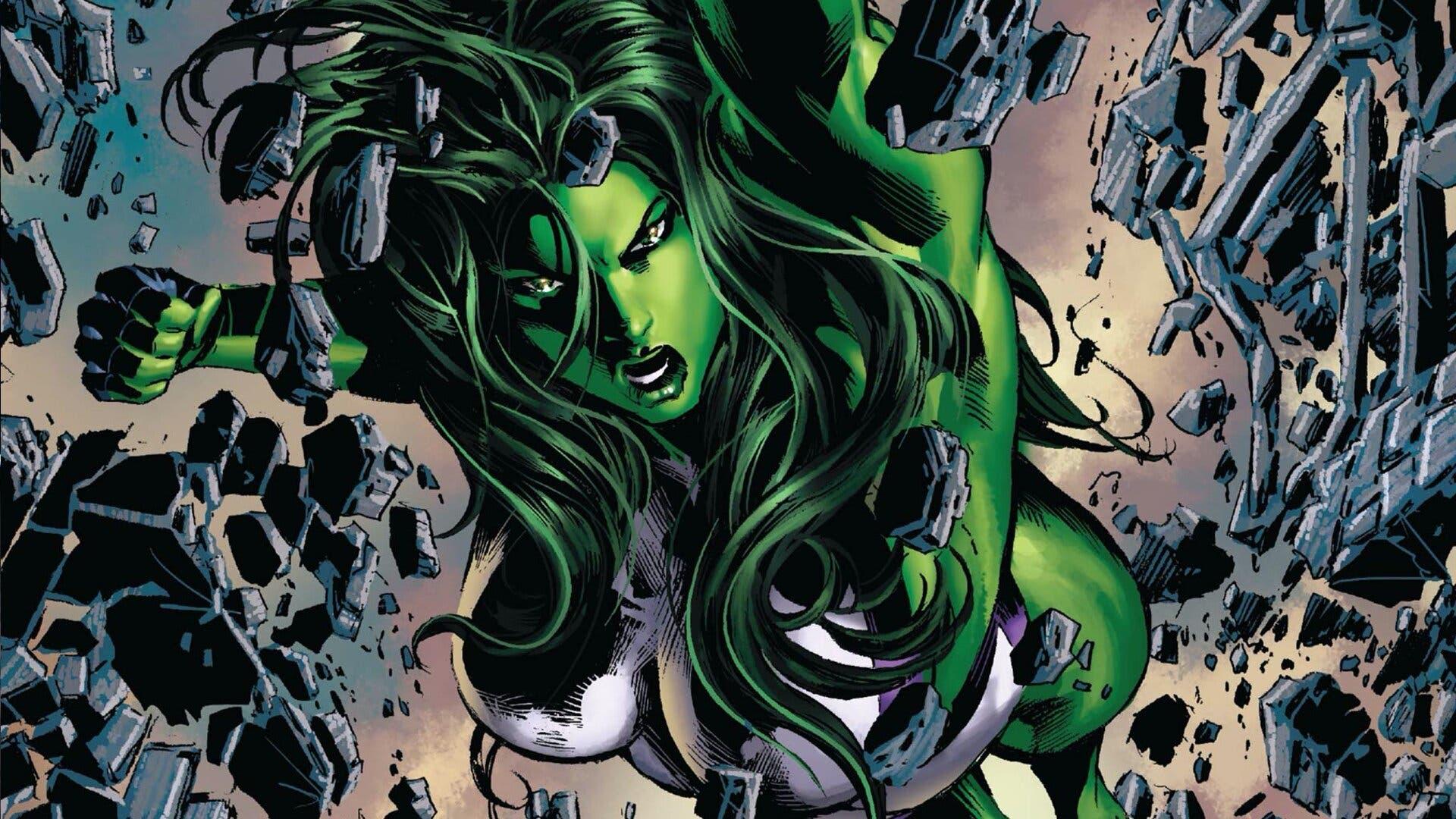 She Hulk Sera Un Autre Des Personnages En Vedette De Fortnite