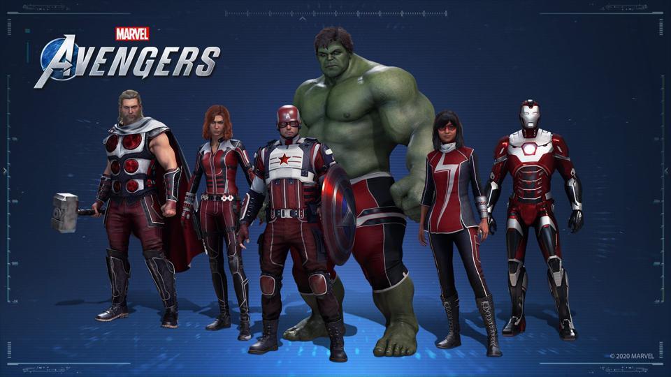 Avengers, édition Verizon