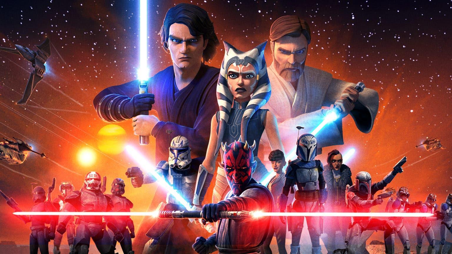 Star Wars The Clone Wars: Voici à Quoi Ressemblerait Darth