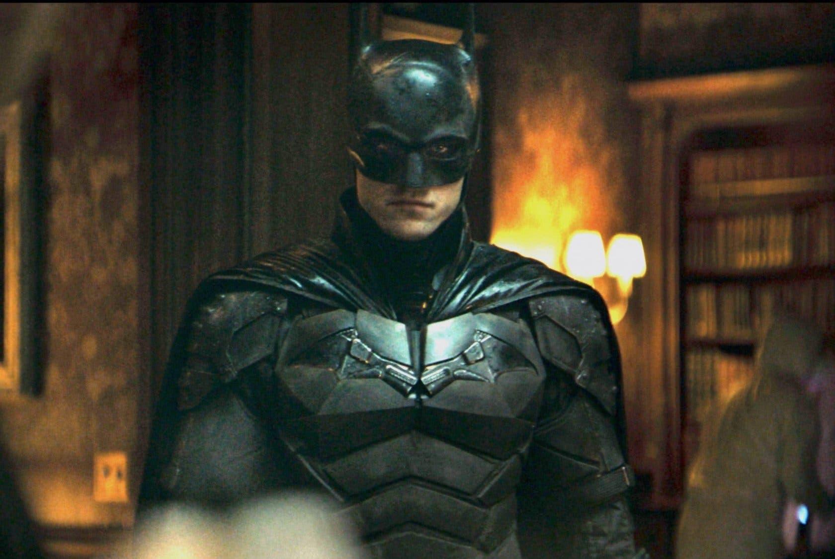 The Batman: Nouveau Regard Sur La Batmobile Dans Ces Images