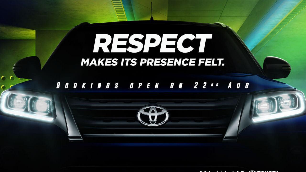 Toyota Urban Cruiser Est Maintenant Disponible Pour Les Pré Réservations En