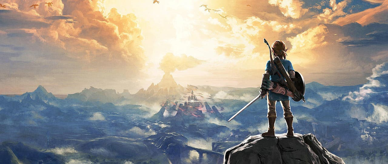 Un Magasin Prêt Zelda: Breath Of The Wild 2 Avec