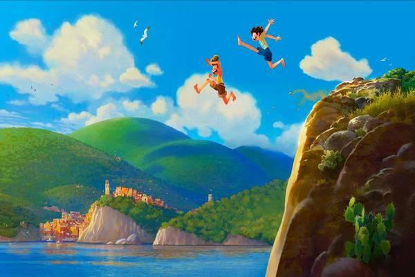 Un Nouveau Film D'animation De Pixar Célèbre L'amitié