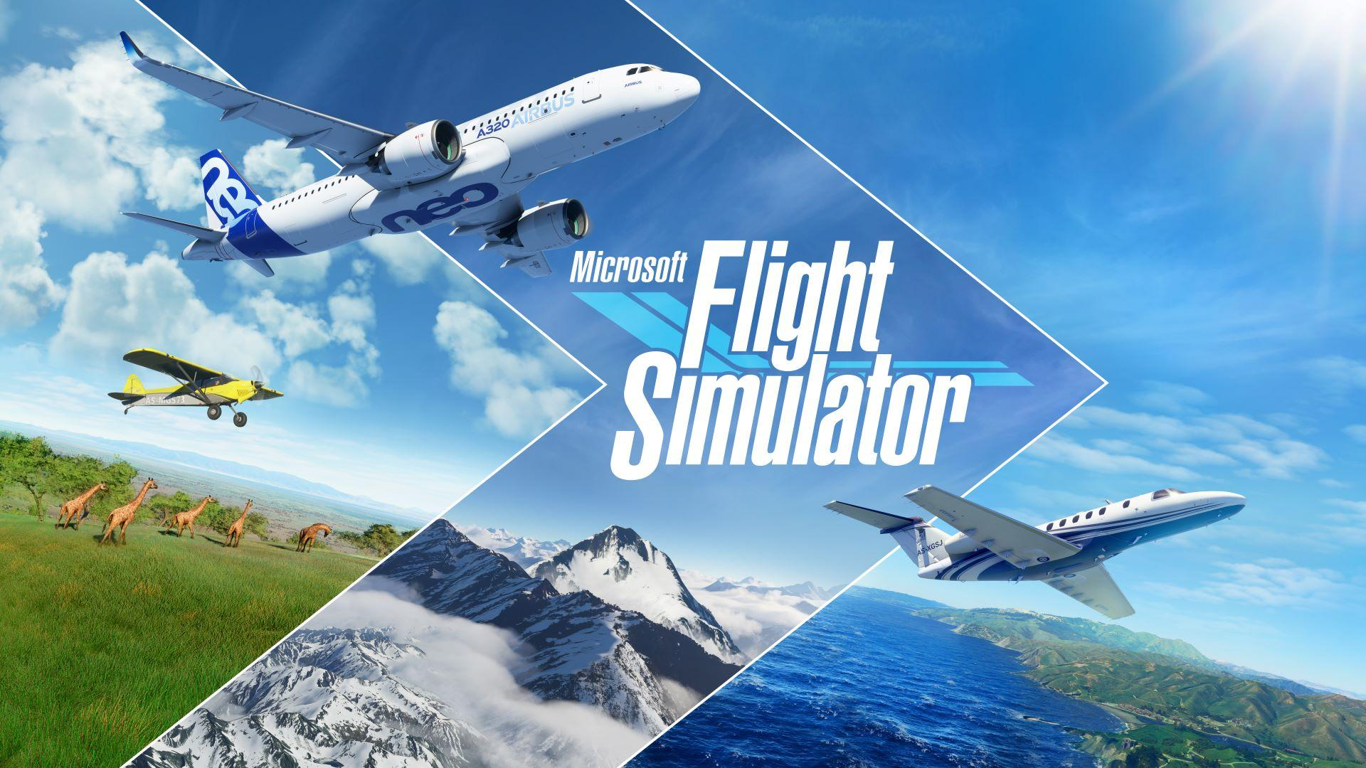Une Autre Nouvelle Bande Annonce De Microsoft Flight Simulator A été