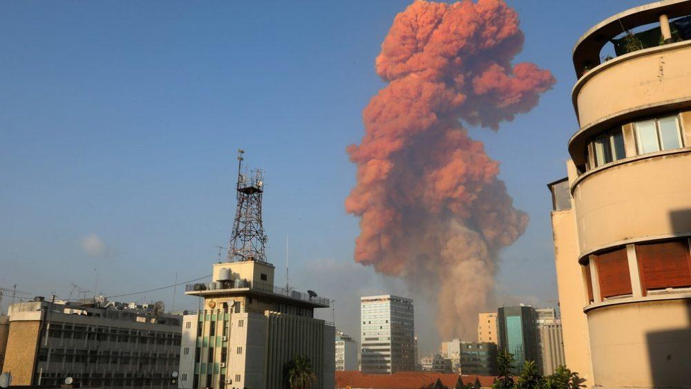 Une Forte Explosion Et La Peur D'une Attaque Effraient Le