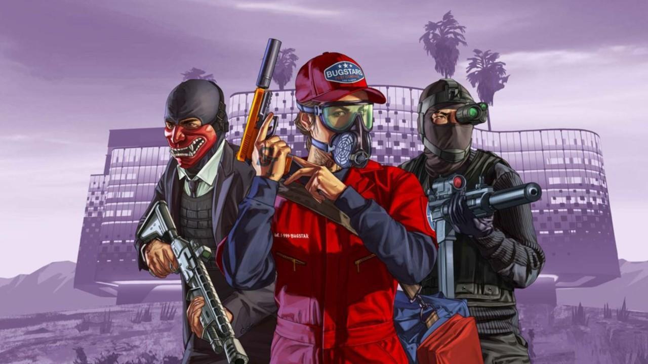 Une Nouvelle Version De Gta Online Arrivera Gratuitement Sur Playstation