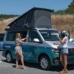 Volkswagen. Premier California 6.1 Ocean Livré Au Portugal