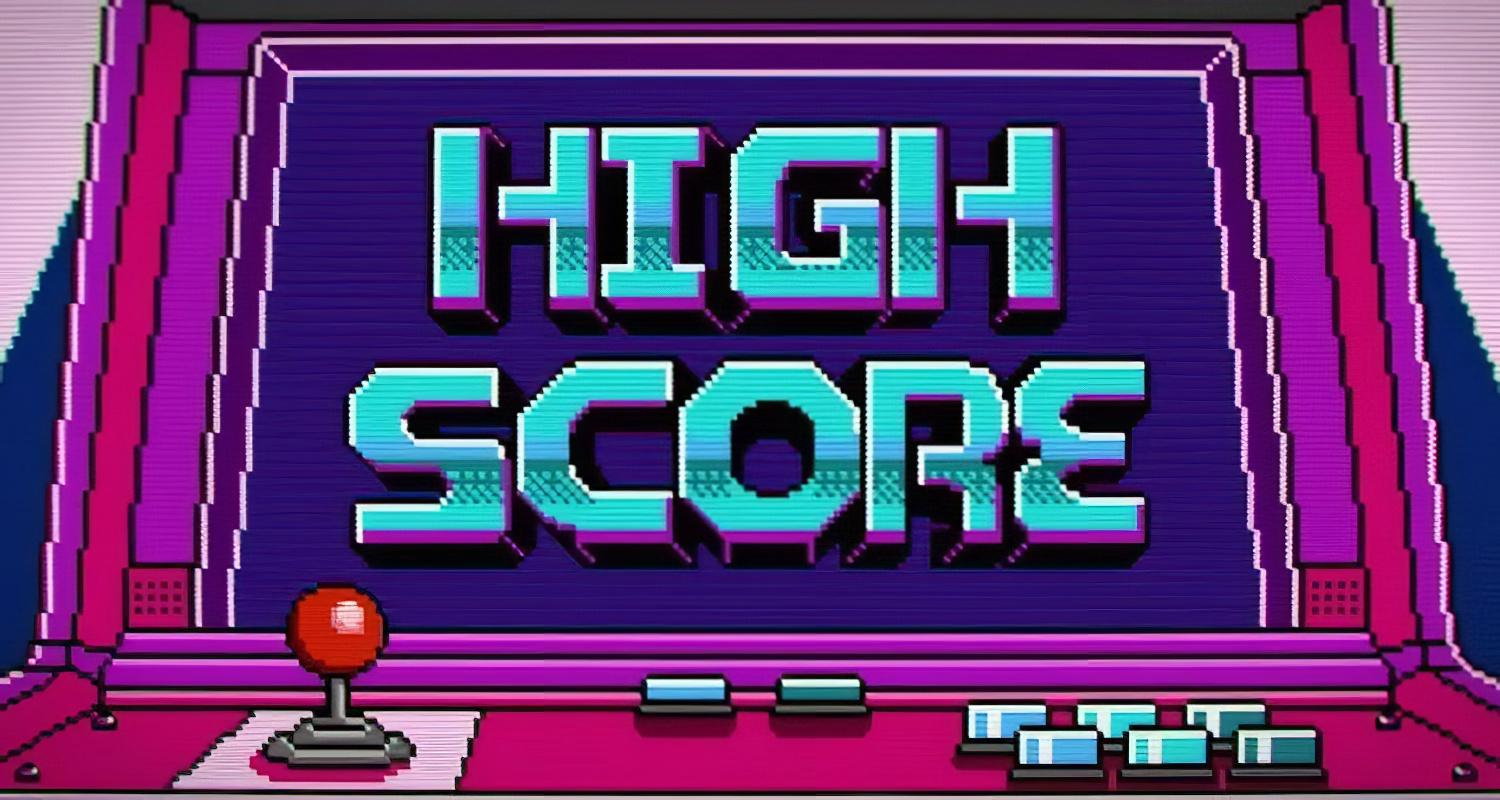 High Score Netflix Retro Gaming Reportage Jeux Video