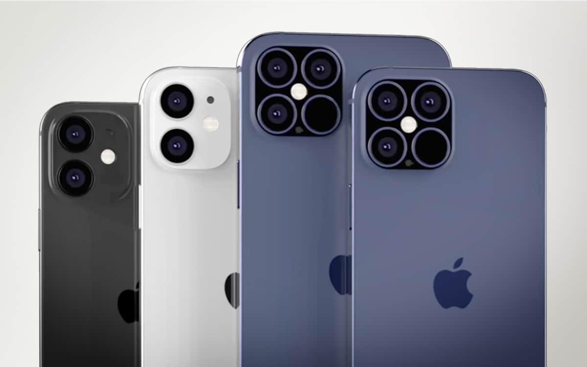 Iphone 12 Grande Memoire