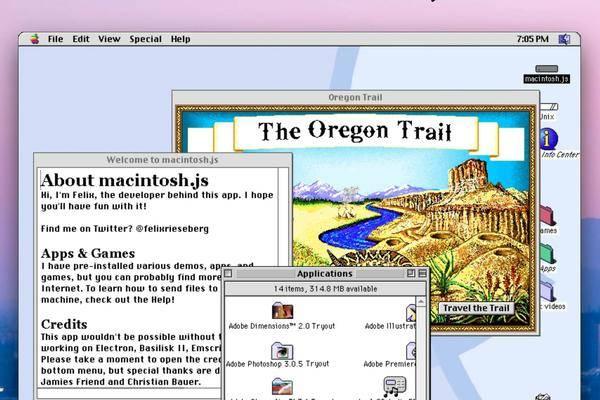 Macos 8 Est Maintenant Disponible En Tant Qu'application Pour Windows