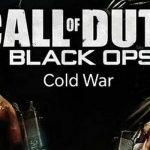 """call Of Duty: Guerre Froide Black Ops"" Sera Demain ""warzone"""