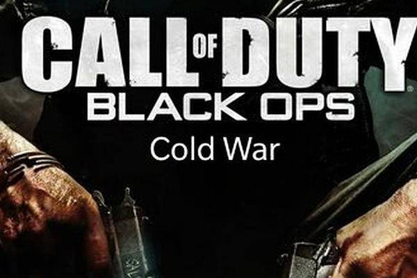 """""""call Of Duty: Guerre Froide Black Ops"""" Sera Demain """"warzone"""""""