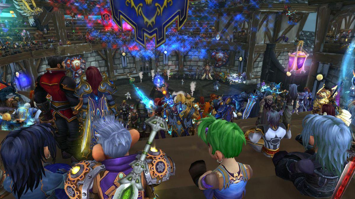 Tournament Of Ages Attire Des Milliers De Joueurs De Warcraft