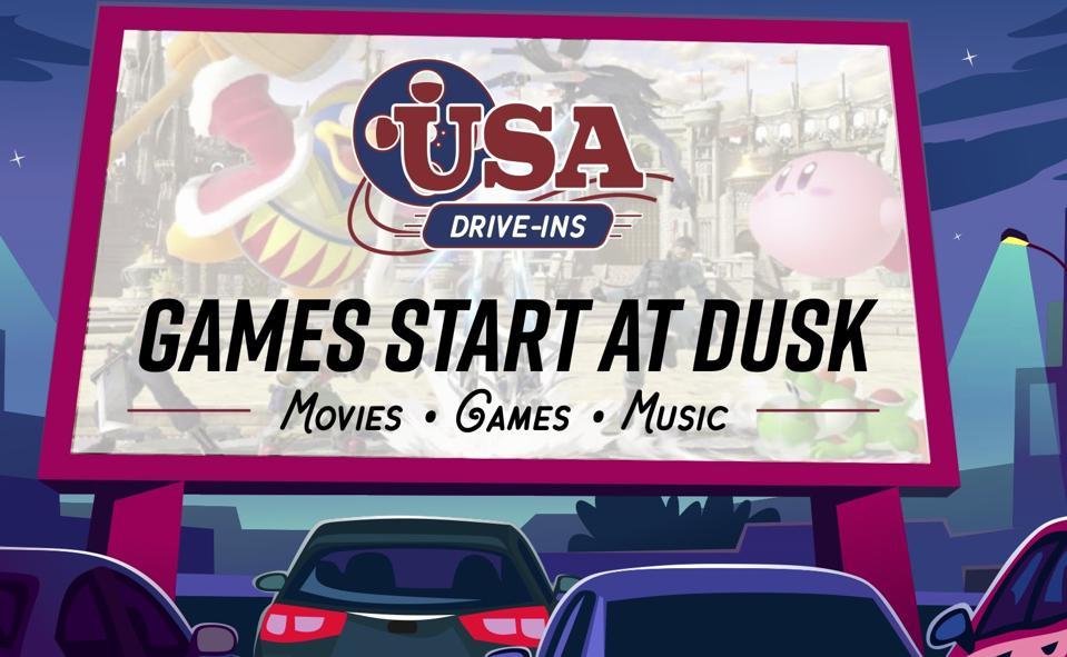 USA Drive-Ins, une division de Harena Data, organisera des compétitions de drive-in esports en collaboration avec Horizon Properties.