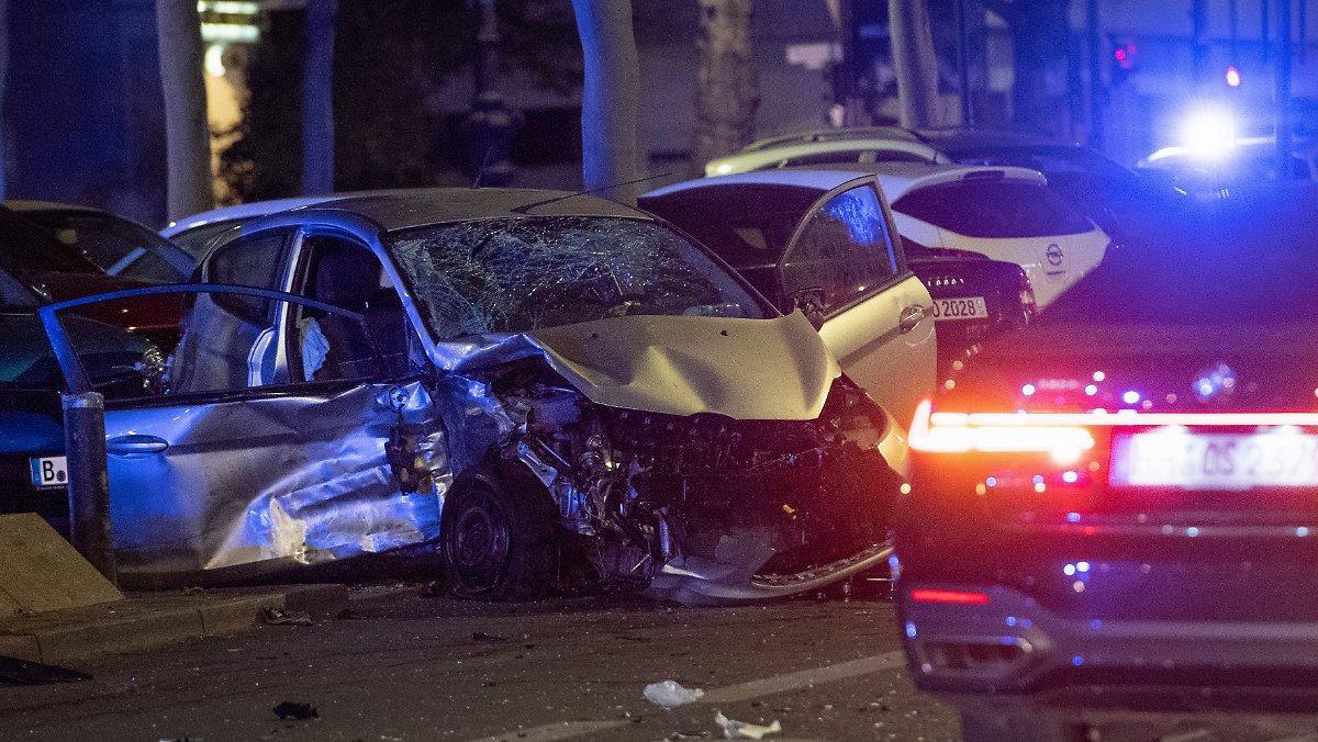 Course Illégale Soupçonnée: Deux Grièvement Blessés Dans Un Accident Sur