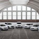 Volvo Cars. Onze Mannequins Ont Reçu Cinq étoiles Aux États Unis