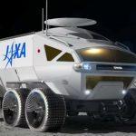 Land Cruiser Pour La Terre; Toyota Lunar Cruiser Sur La