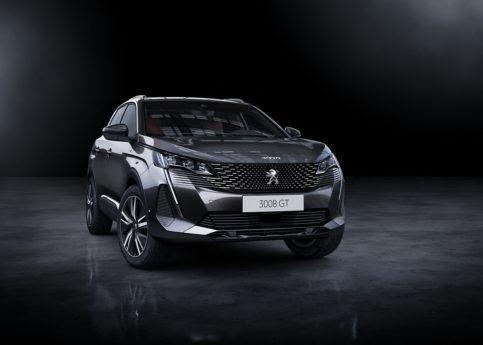 Peugeot 3008 Renouvelée Pour 2021