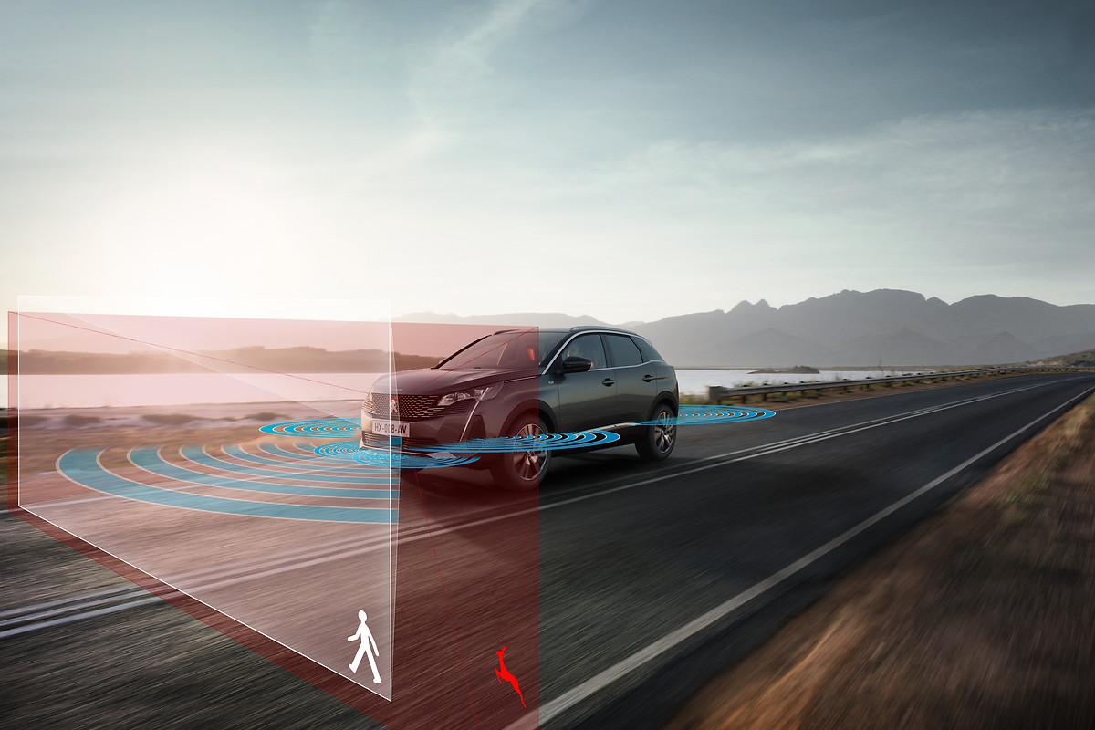 En plus de la vision nocturne infrarouge, le démarreur automatique associé au programmateur de vitesse actif est disponible