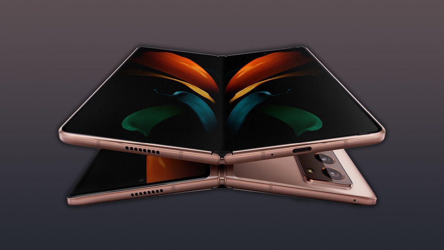 Voici Le Samsung Galaxy Fold2 5g: Tous Les Détails Du