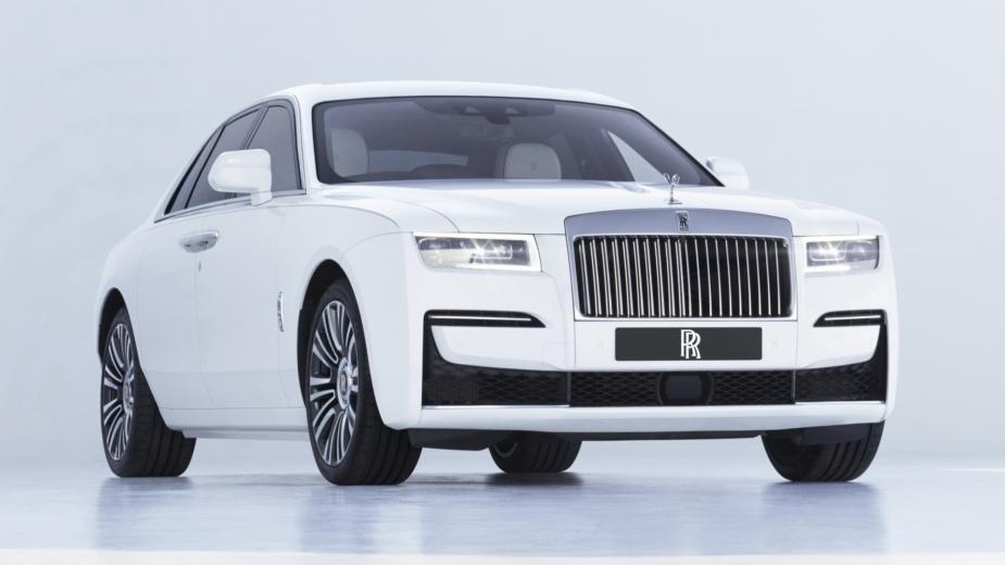 Nouvelle Rolls Royce Ghost Dévoilée. La Berline De Luxe La Plus