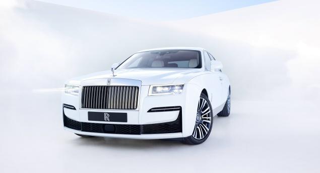 La Nouvelle Génération De Rolls Royce Ghost Allie Design Et Puissance