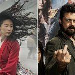 Toutes les versions de septembre 2020 d'Amazon, Filmin et Disney +: 'Mulan', 'The Boys' et plus