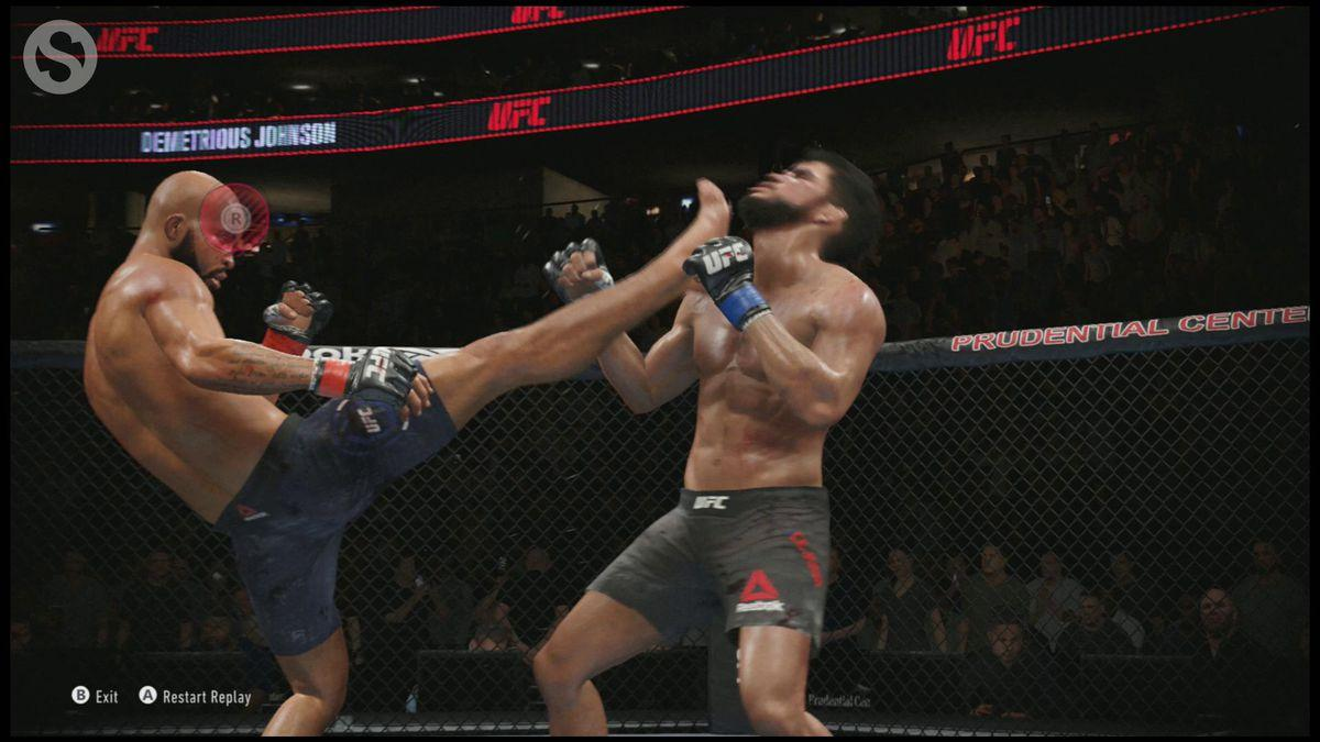 Notes Ea Ufc 4 Patch 2.03: La Mise à Jour