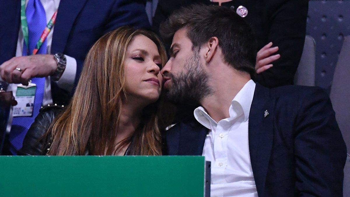 Mais Pas De Crise Conjugale?: Shakira Publie Une Jolie Photo