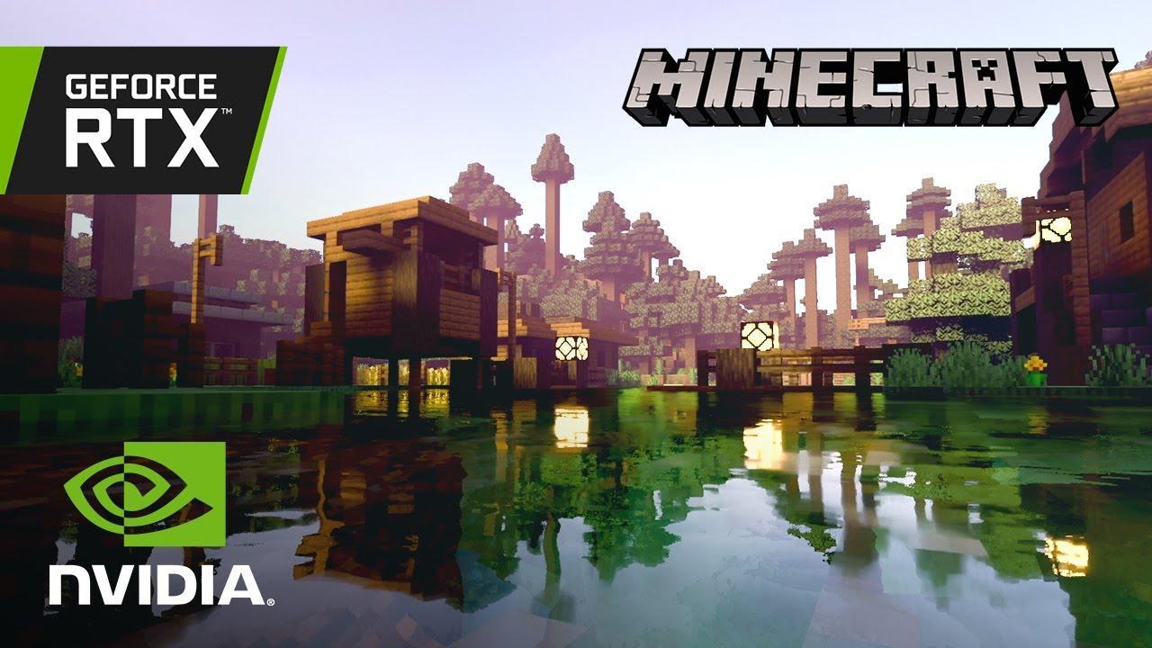 Nouveaux Mondes Minecraft Ajoutés Pour Prendre En Charge Raytracing
