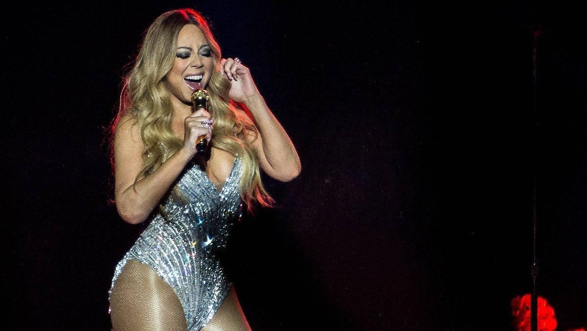Enceinte Pressée De Boire: Mariah Carey Est En Colère Contre
