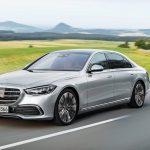Mercedes Redéfinit Le Luxe: La Classe S Est à Nouveau