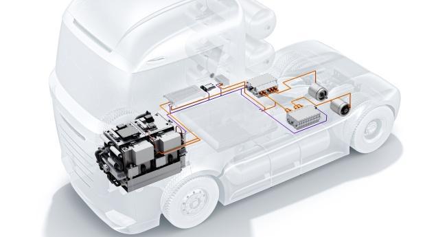 Bosch Croit En La Pile à Combustible Sur Le Long