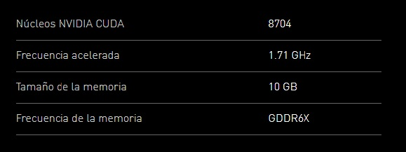 Voici les nouveaux graphiques Nvidia RTX 3000 qui arrivent ce mois-ci