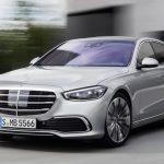 Présentation De La Mercedes Benz Classe S W223. Quand La Technologie
