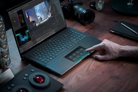 Zenbook Pro 15 Ux535 Screenpad Photo Screenpad