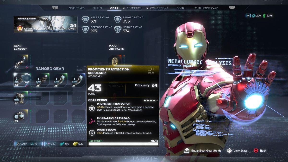 Le Butin Légendaire Des Avengers Semble Décevant Et Déroutant Jusqu'à