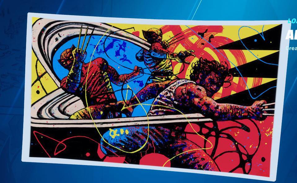Défi Fortnite Wolverine