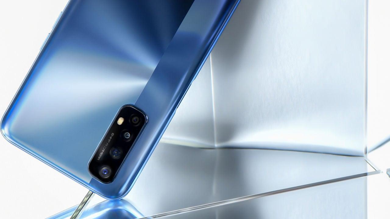 Realme 7 avec configuration quadri-caméra 64 MP sera mis en vente aujourd'hui à 12 heures sur Flipkart