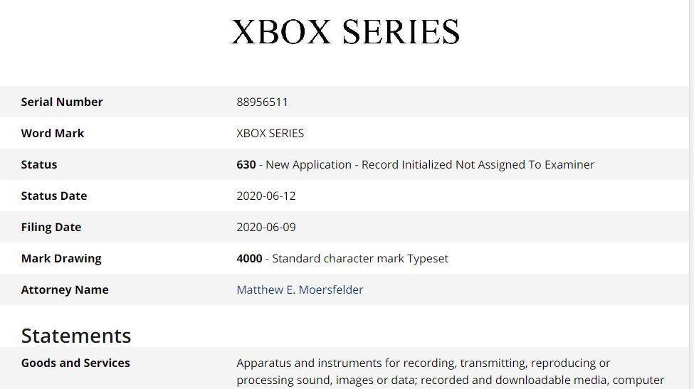 Série Xbox
