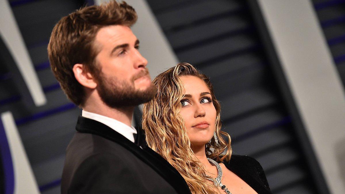 """""""c'était Putain De Merde"""": Miley Cyrus Dévoile Son Divorce"""