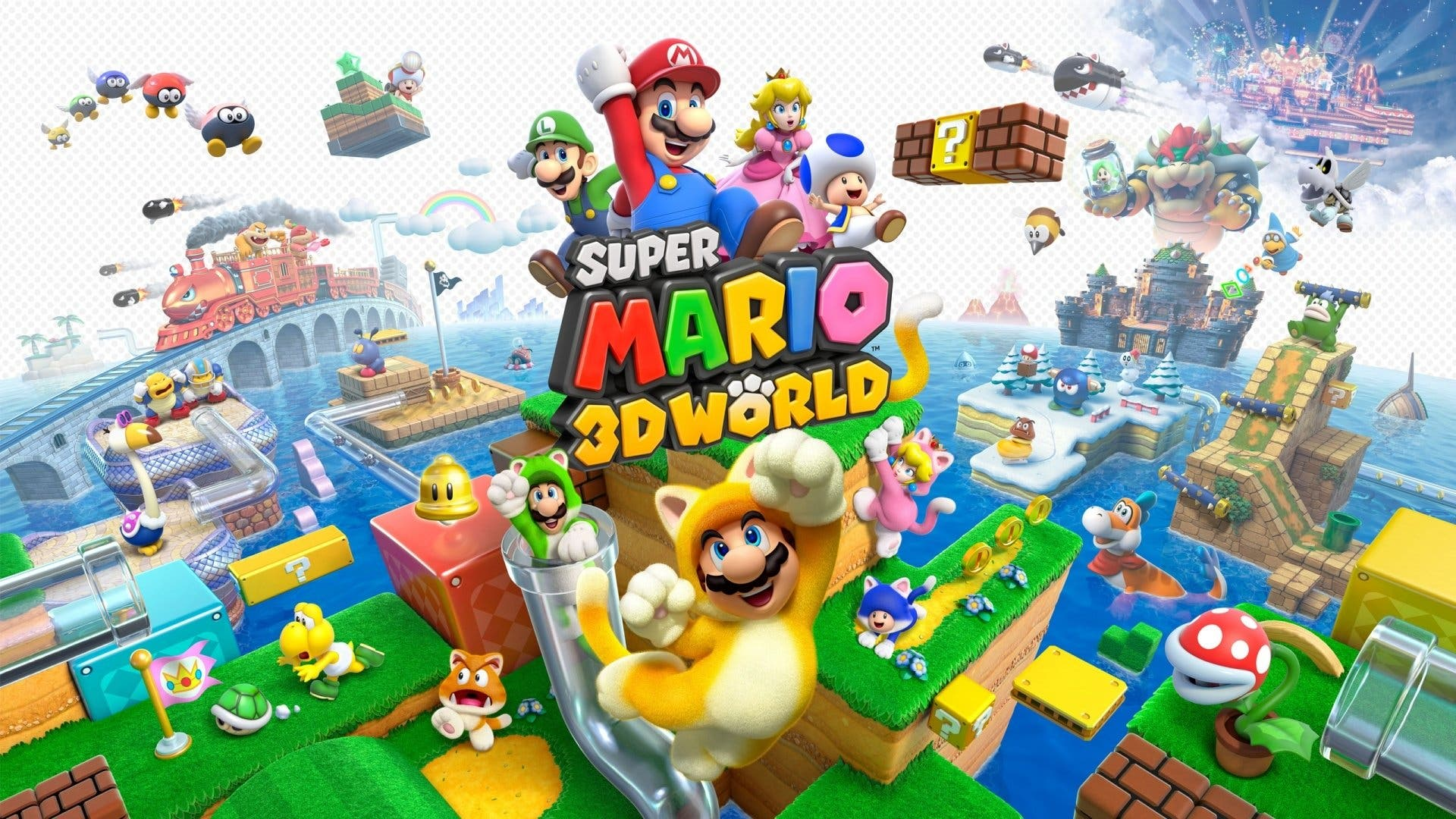 Deux Nouveaux Amiibos Super Mario 3d World Sont En Route