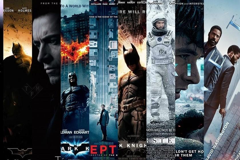 Tous les films de Christopher Nolan classés du pire au meilleur
