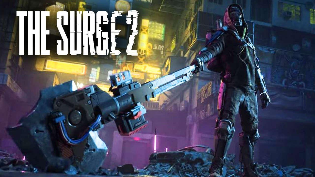 Obtenez The Surge 2 Pour Xbox One Pour Moins De