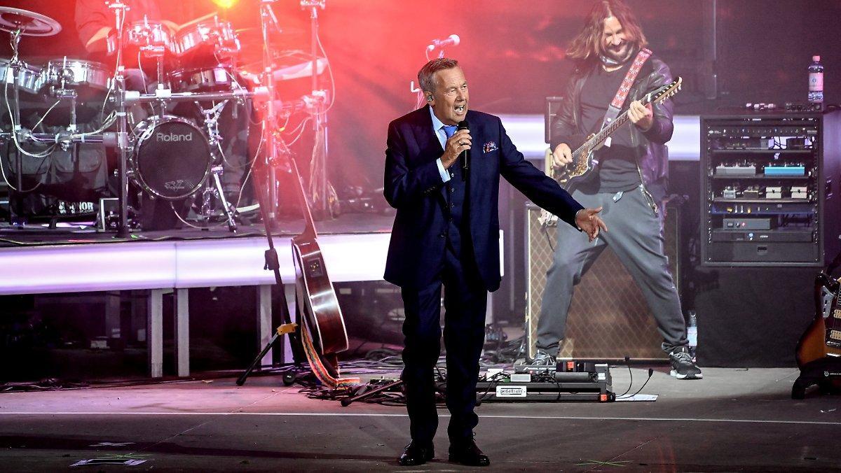Un Grand Concert à Berlin A été Un Succès: Roland